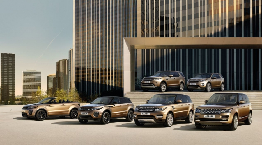 Special offer Special edition Discovery Sport 33,900 Euro + VAT