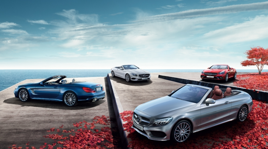Preferential financing terms for Mercedes-Benz Mercedes-Benz
